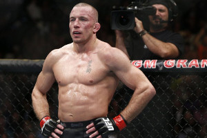 georges st pierre