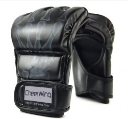 Cheerwing Fingerless Boxing Gloves