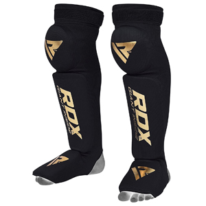 RDX Instep Shin Guards