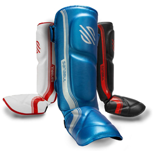 Sanabul Advanced Kickboxing Shin Guards